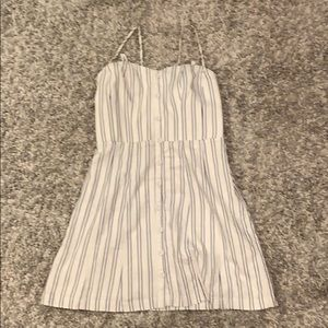 Striped mini dress from Urban Outfitters
